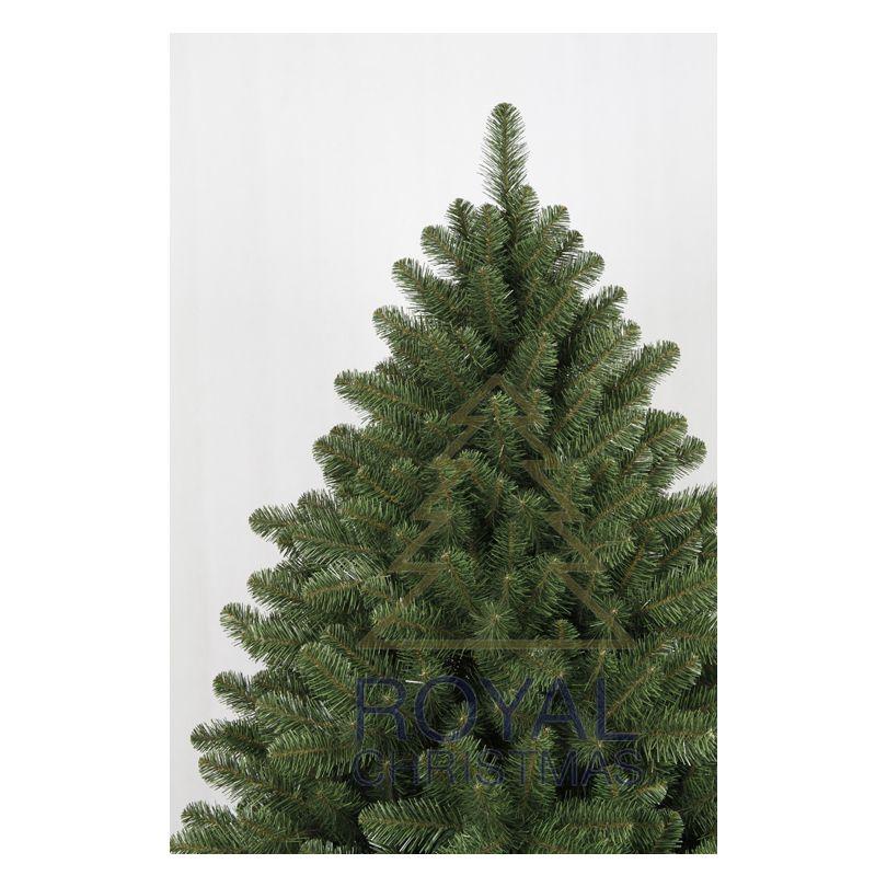 Alberi Di Natale Artificiali Di Lusso.Albero Di Natale Artificiale Oregon Deluxe Pvc 180 Cm Modello Di Lusso Rami Molto Dettagliati Alta Qualita