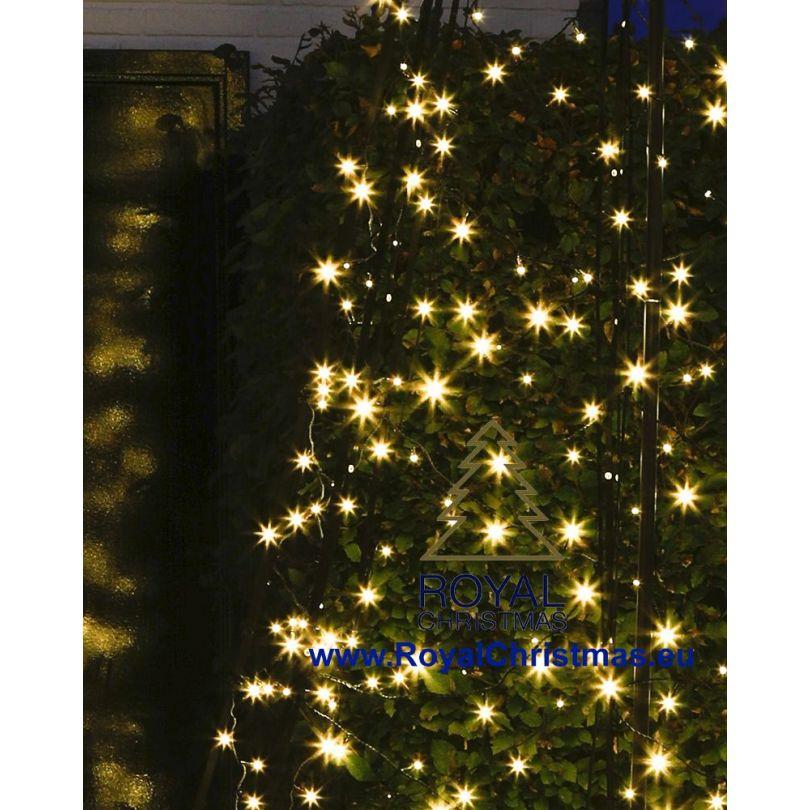 Albero Di Natale 400 Cm.Fairybell Luci Natalizie Albero Di Natale Pennone 4 Metri 400 Cm 640 Led Palo Compreso Albero Di Natale Per Ogni Giardino Con Calda Illuminazione A Led Alta Qualita Led Bianco Caldo