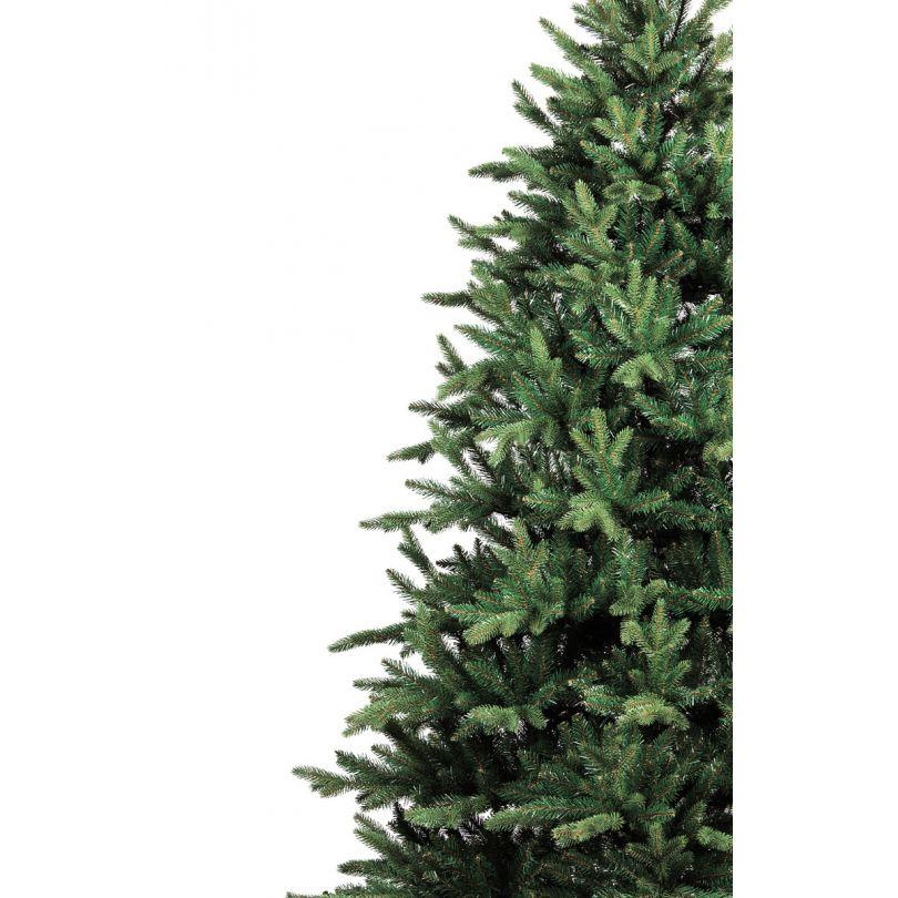 Albero Di Natale 150 Cm.Albero Di Natale Artificiale Arkansas Pe Pvc Premium 150 Cm Modello Naturale Alta Qualita Mix Di Materiale Pe Pvc